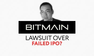 Bitmain lawsuit