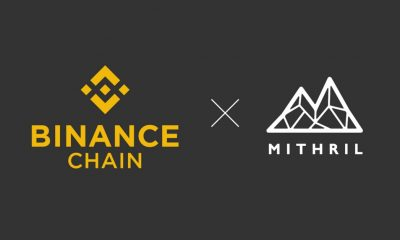 Binance Mithril Partnership