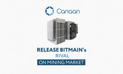Canaan Mining Machine