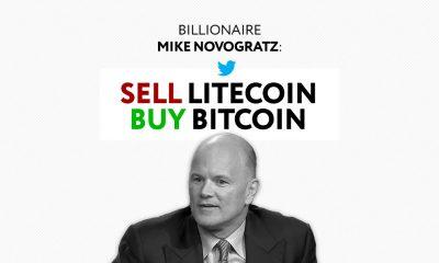Litecoin Bitcoin Novogratz