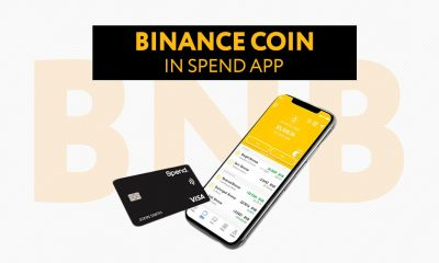 Spend and Binance Chain pic