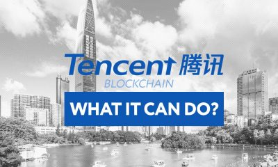Tencent Blockcahin