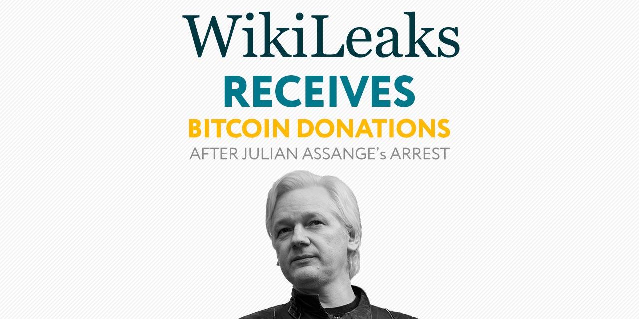 Assange Wikileaks Bitcoin