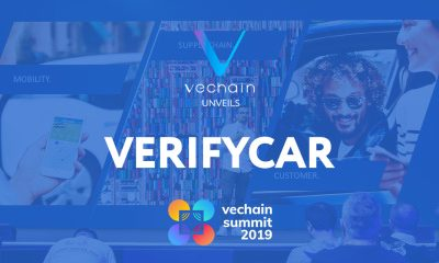Vechain Verifycar