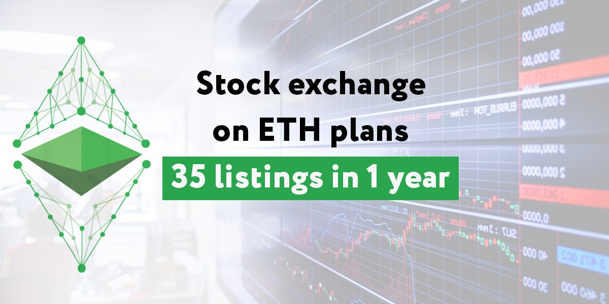 Instead of following the traditional path, SprinkleXchange, a stock exchange, is been built on the second largest blockchain project, Ethereum.
