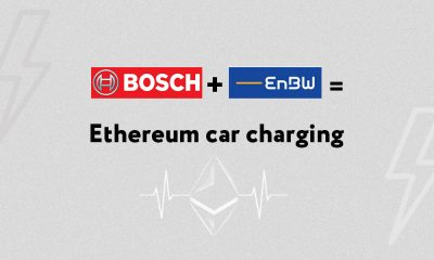 Bosch, a leading German engineering and electronics company, is making a bold move in the world of blockchain.