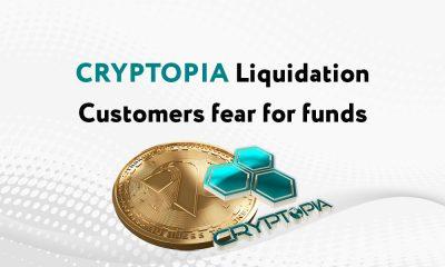 Cryptopia,aNewZealand basedcryptocurrencyexchange,hasannouncedonTwitteritwillgointoliquidationandliquidatorsalreadyset.