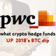 PwC reveals what crypto hedge funds