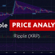 Ripple (XRP) is stabilizing somewhat following a bearish trend that has affected the coin.