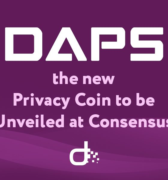 DAPS the new Privacy Coin to be Unveiled at Consensus, Monero better watch out