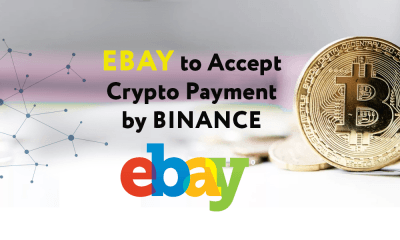 eBay, a leading online store, is rumored to begin accepting cryptocurrencies as a form of payment in the future.
