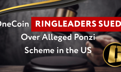 OneCoin Ringleaders Sued Over Alleged Ponzi Scheme in the US