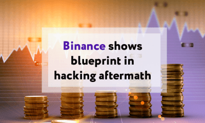 Binance was the talk of the crypto community following the hack which led to a loss of $41 million accumulated from a hole 7,000 Bitcoin in its hot wallet.