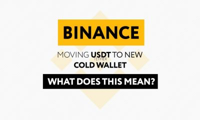 Binance Moves USDT pic