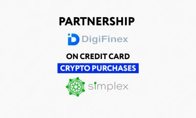 DigiFinex and Simplex join hands to enable crypto purchases using credit card pic
