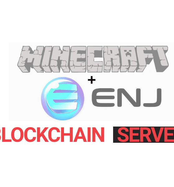 Enjin and Minecraft Launch World's first Blockchain Powered Server called Enjincraft