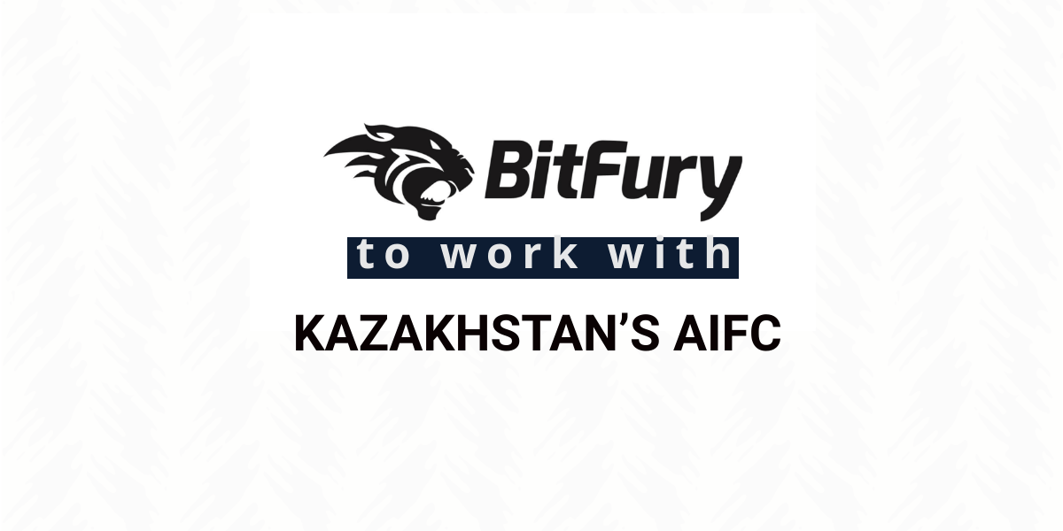Bitfury to Work With Kazakhstan's AIFC For Blockchain Implementation Across the Nation