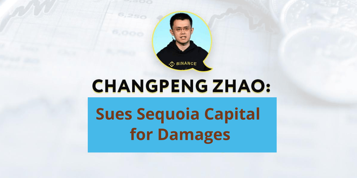 sues Sequoia Capital for Damages