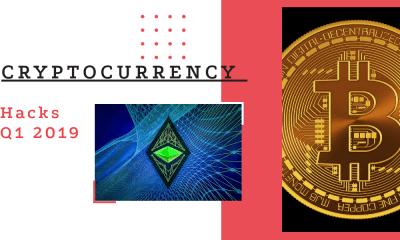 Cryptocurrency Hacks Q1