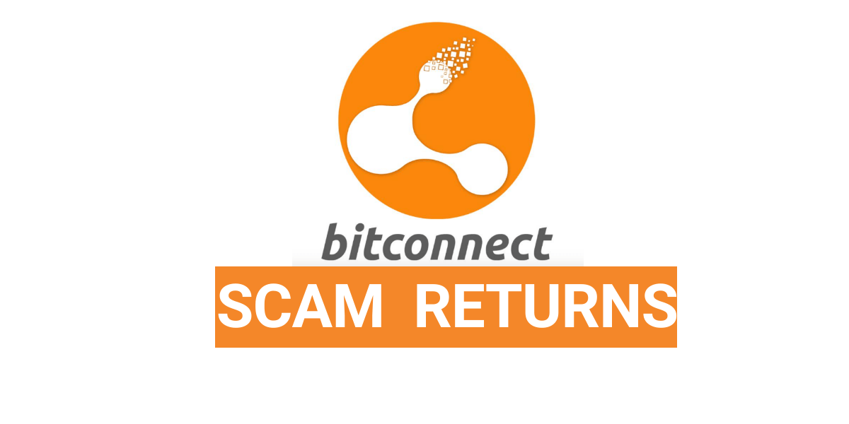 Bitconnect, the infamous Ponzi scheme that scammed many in the crypto community in one of the biggest scandals in the industry is reportedly making a return.