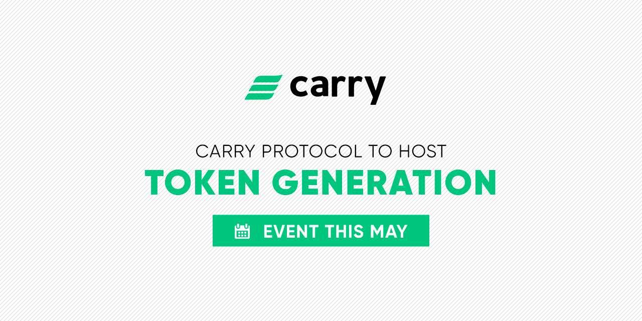 carry protocol tge