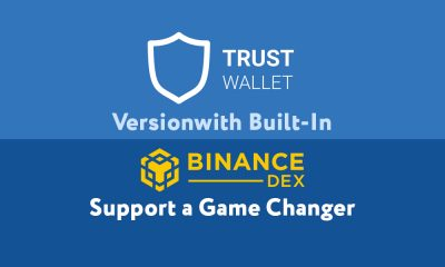 The upcoming Trust wallet version with built in Binance DEX support will be a game changer. This is in line with Binance launching its mainnet in the second quarter of 2019 to improve exchange efficiency.
