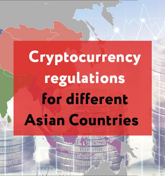 How key Asian counties are tackling cryptocurrency regulations Asian countries have been the first passengers in the crypto adoption train. However, without a standard regulatory framework, countries have approached cryptocurrency regulations from different angles. Some have chosen to embrace the technology that underpins cryptos and criminalizing crypto businesses while others have chosen to accommodate virtual currencies and formulate favorable regulations. Let's take a look at how key Asian countries are handling cryptocurrency regulations. China Let's start on a slightly negative mood. China was once one of the major crypto markets in the world, although it had no concrete cryptocurrency regulations in place. Unfortunately, when it decided to regulate the space, virtual currencies were no longer welcome in China. Anything crypto was banned. From initial coin offerings to crypto exchanges to crypto mining. Before all these happened, a huge percentage of Bitcoin miners were stationed in China. After the ban, miners and exchanges either closed shop or left the country. For example, Binance, one of the leading virtual currency exchange in the world, had to leave China to survive. On the contrary, China has made huge use of the technology behind cryptocurrency; distributed ledger technology. Fortunately, owning Bitcoin and other cryptos is still legal in the country. Japan Japan is a major crypto market and its regulatory framework, although harsh, is geared towards making it even more appealing for both crypto businesses and enthusiasts. The Japanese financial watchdog, the Financial Services Agency, started paying close attention to cryptocurrency regulations when Mt Gox, a respected crypto exchange was hacked and millions lost. The hack brought the exchange down to its knees and creditors are yet to get paid 5 years down the line. Japan now requires crypto exchanges to be approved by the Financial Services Agency before they can be allowed to operate. Last month, 