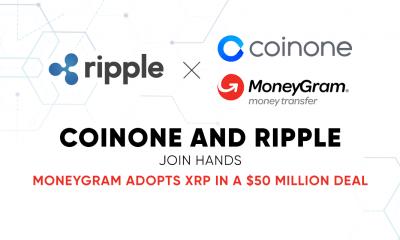 Coinone Ripple Moneygram