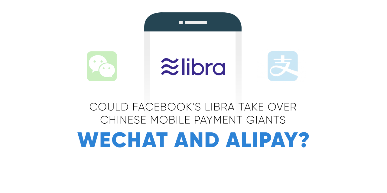 Libra Facebook takeover Wechat Alipay