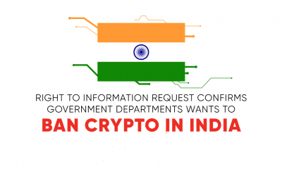 India RTI Crypto ban