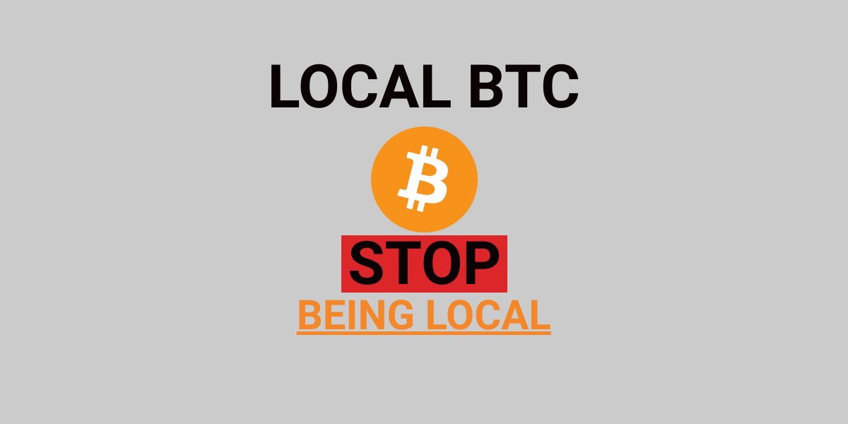 LocalBitcoins stops being local
