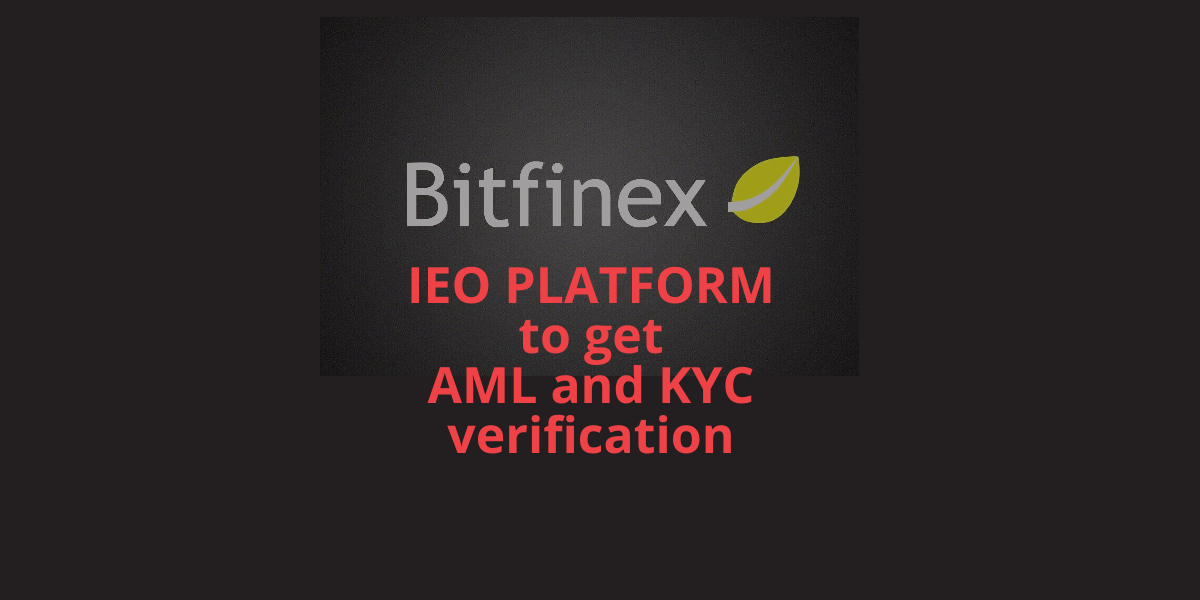 Tokinex, an initial exchange offering (IEO) platform set up by Bitifnex and Ethfinex, will receive KYC and AML authentication services from Blockpass, a blockchain identity protocol.