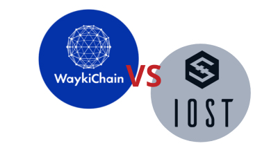 WaykiChain VS IOST