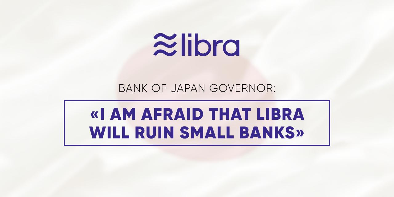 Bank of Japan Libra