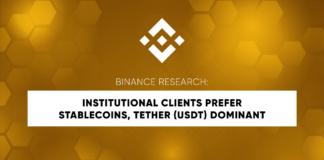 Binance research tether