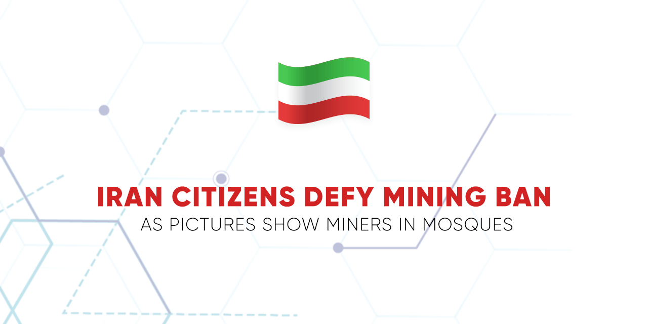 iran mining ban