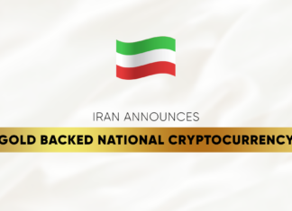 Iran gold backed national crptocurrency