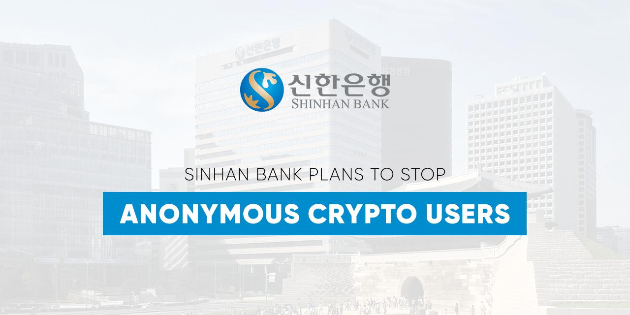 Shinhan Bank crypto