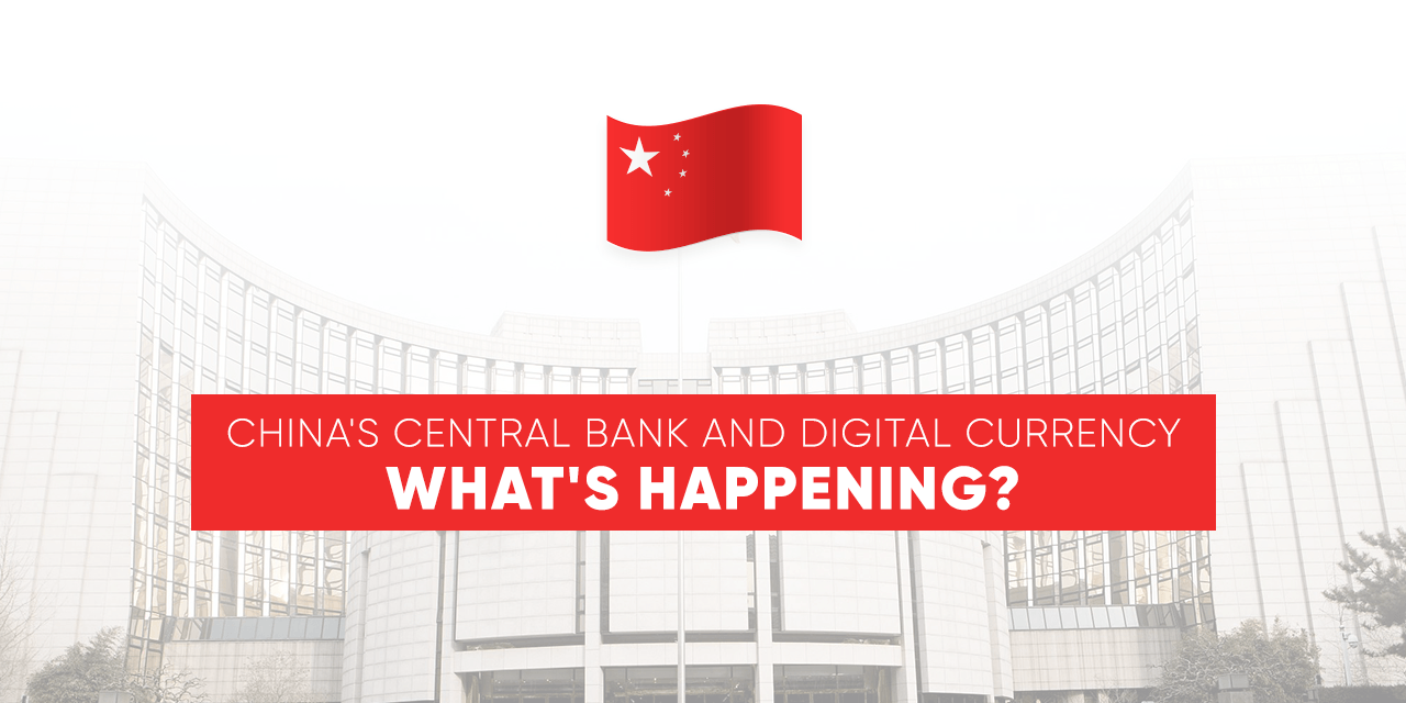 China Central Bank cryptocurrency