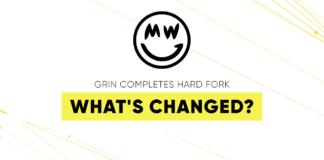 Grin Hard Fork