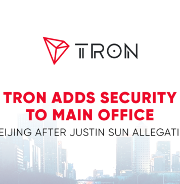 Tron adds security