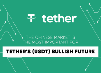 tether chinese market