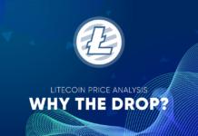 Litecoin drop