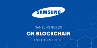 Samsung dapps blockchain