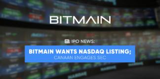 Bitmain NASDAQ
