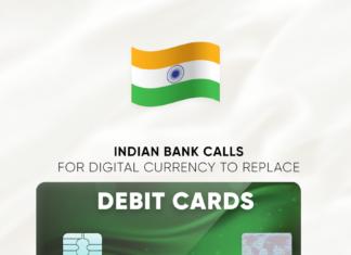 India banks crypto debit cards