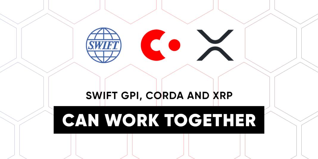 SWIFT GPI Corda XRP