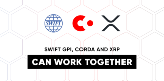 SWIFT GPI Corda XRP