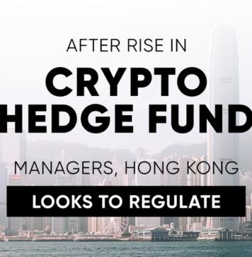crypto hedge fund Hong Kong