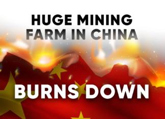 mining farm China